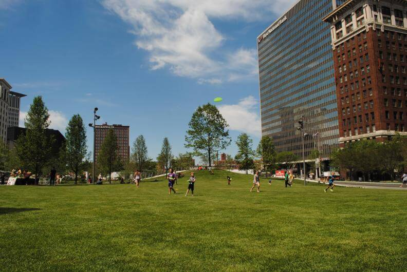 Public Square Gets Free Wi-Fi Powered By Forefront Technology Inc